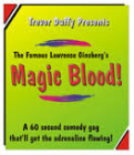 Magic Blood from Trevor Duffy